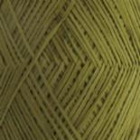 Isager Japansk bomuld f15 gulgrön