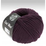 Lana Grossa Cool wool f2047 lilabrun