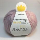 Regia Alpaca Soft f00030 ljusrosa