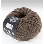 Lana Grossa Cool wool big melange f315 beigebrun