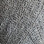 Isager Alpaca 1 fE3 S Mellangrå