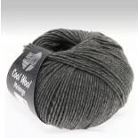 Lana Grossa Cool wool melange f412 grå