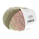 Lang yarns LINELLO f0052 Ljusrosa blommsteräng
