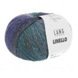 Lang yarns LINELLO f0053 Briljant regnbåge