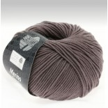 Lana Grossa Cool wool f558 bråbrun