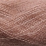 Isager SIlk Mohair f62  Puderosa