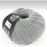 Lana Grossa Cool wool big f928 ljusgrå