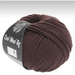 Lana Grossa Cool wool big f964 gråplommon