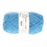 Rauma Finullgarn 4705 isblå