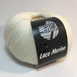 Lana Grossa Lace merinodegr f009 offwhite