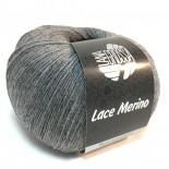 Lana Grossa Lace merinodegr f061 mellangrå