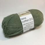 Hjertegarn Lana Cotton 212 f115 grön