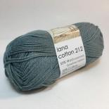 Hjertegarn Lana Cotton 212 f4408 dimmpetrol