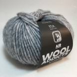 Wool Addicts Air f0003 ljusgrå