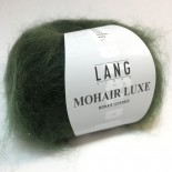 Lang Mohair Luxe f0199 djupgrön
