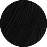Lana Grossa Linea Pura Organico f014 svart
