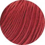 Lana Grossa Linea Pura Organico f058 röd