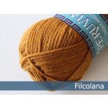 Filcolana Peruvian Highland wool f136 Mustard