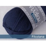 Filcolana Peruvian Highland wool f145 Navy blue