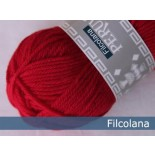 Filcolana Peruvian Highland wool f218 Chinese red