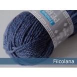 Filcolana Peruvian Highland wool f818 Fisherman blue (mel)