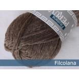 Filcolana Peruvian Highland wool f973 Nougat (mel)