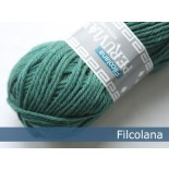 Filcolana Peruvian Highland wool f801 Sea green (mel)