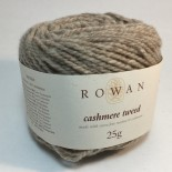 Rowan Cashmere Tweed f001 oats