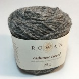 Rowan Cashmere Tweed f002 smoke