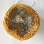 Lana Grossa Shades of cotton linen f705 gulkakibeige