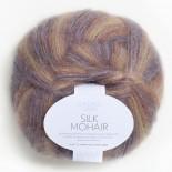 Sandnes Silk Mohair f5150 Lilaprint