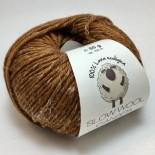 Lana Grossa Slow wool Canapa f003 gulbrun