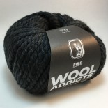 Wool Addicts Fire f0070 svart