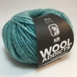 Wool Addicts Air f0074 turkos