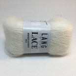 Lang Yarns Lace Mohair Superkid Silk f0001 vit
